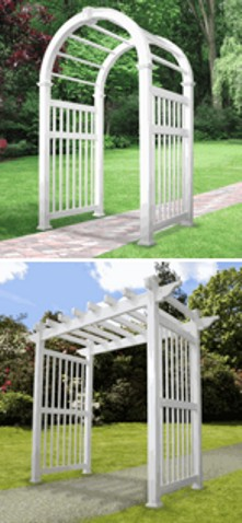 Discount vinyl fence products
