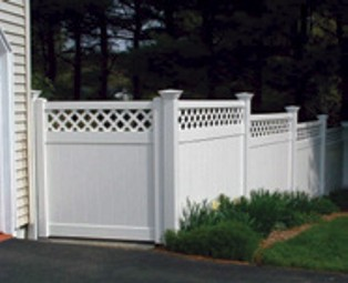 Perma Well Inc. vinyl discount fence